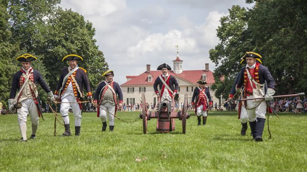 Mount Vernon Military Cannon