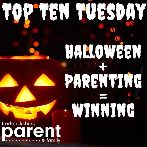 TTT Halloween parents