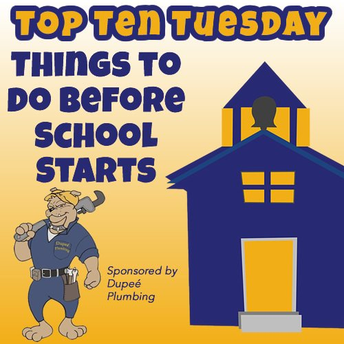 TTT school starts dupee