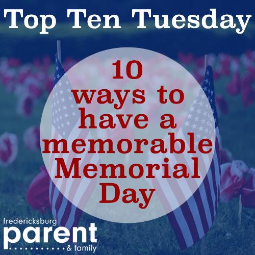 TTT memorial day