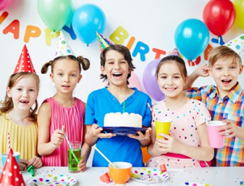 5 Fun, Non-Traditional Birthday Parties Your Kids & Their Friends Will Love