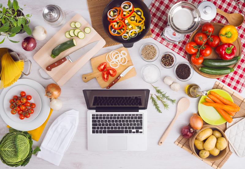 online recipes