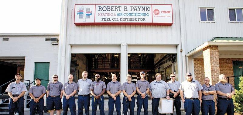 RobertBPayne team