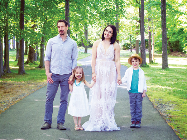 family photo color theme