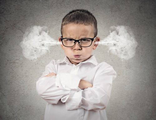 Anger Management: Helping Kids Cool Down