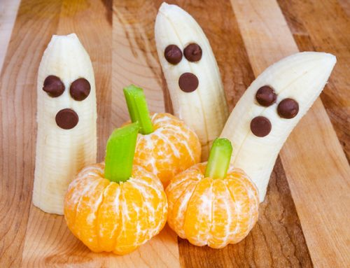 Healthy Halloween Treats for Home & School
