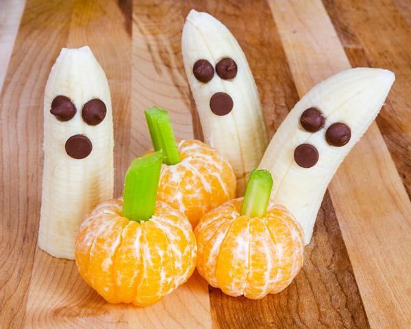 halloween bananas