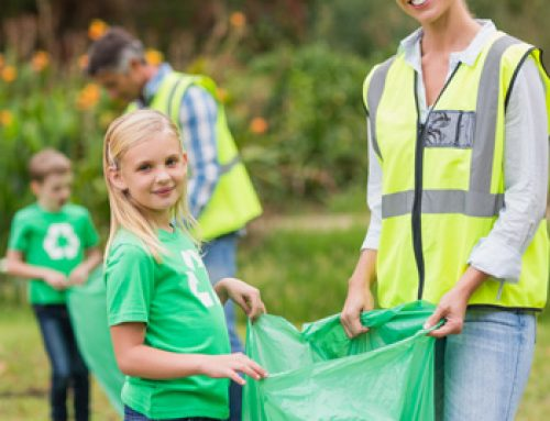 The Benefits of Volunteering with Your Child