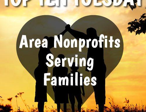Top 10 Local Nonprofits Serving Families