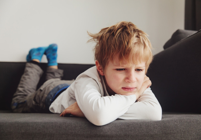 Children need help managing anxiety during coronavirus