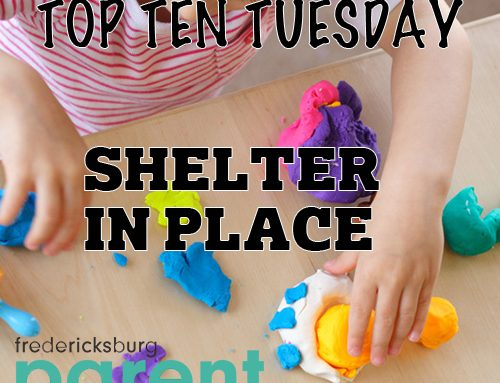 Top 10 Ways to Shelter in Place