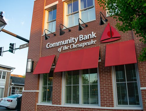 Community Bank of the Chesapeake: Hi, Neighbor.