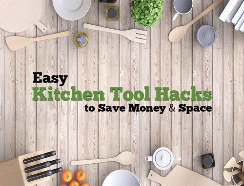 7 Easy Kitchen Tool Hacks to Save Money and Space!