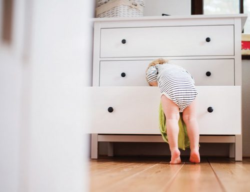 5 Home Hazards Facing Young Children